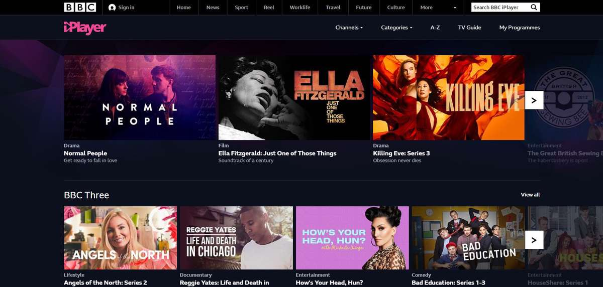 How to Access BBC iPlayer Outside UK