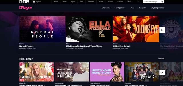 如何在英国以外地区访问BBC iPlayer