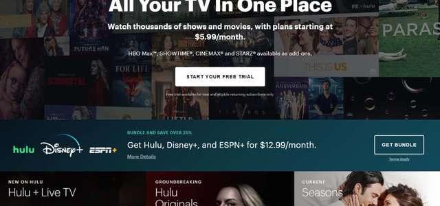 如何在美国以外地区观看Hulu